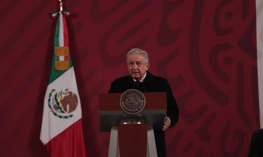 Visita relámpago de López Obrador a Mexicali igual que las de Peña, Fox y Calderón