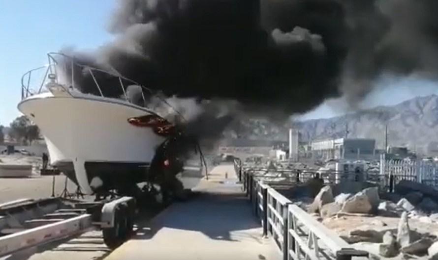 Violencia en San Felipe, se enfrentan pescadores mexicanos y ambientalistas extranjeros, interviene la Marina