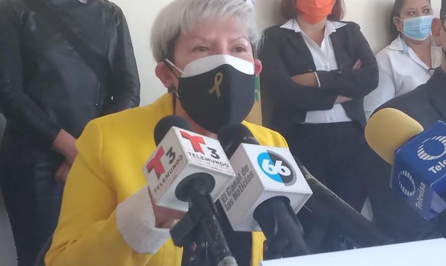 """""""No hay aviadores en Sector Salud, ni familiares míos beneficiados"""": Victoria Noriega líder sindical de trabajadores de la salud"""
