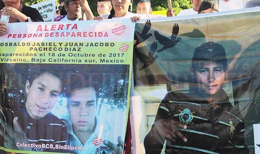 Equipan a la Comisión Estatal de Búsqueda de Personas, atenderán tema de desaparición forzada