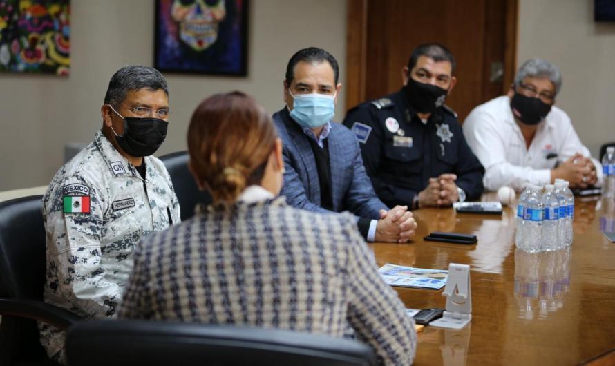 Cierran filas empresarios mexicalenses del CCE con la Alcaldesa Marina del Pilar Avila en temas de seguridad pública