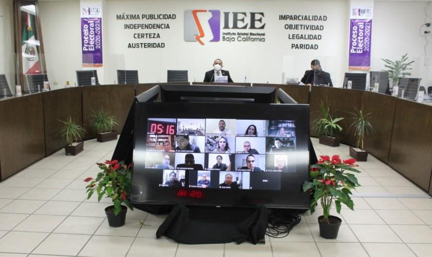 Coalición PAN-PRD-PRI es procedente, afirmó Consejero Presidente del IEE-BC, Luis Alberto Hernández