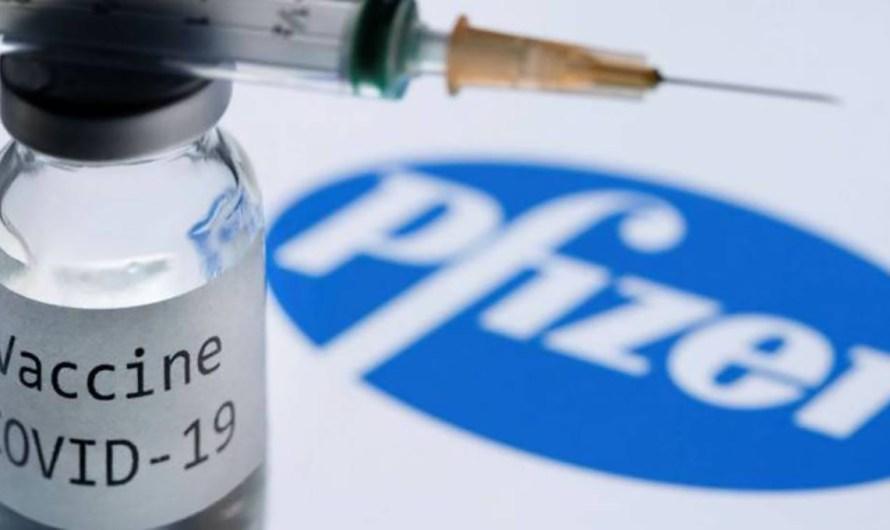 Llegan a Baja California más de 21 mil vacunas PFIZER COVID-19, para personal médico de primera línea