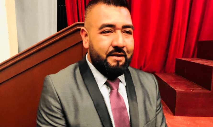 Alfonso Zacarías, Regidor de Tecate de Partido Encuentro Solidario, fue asesinado