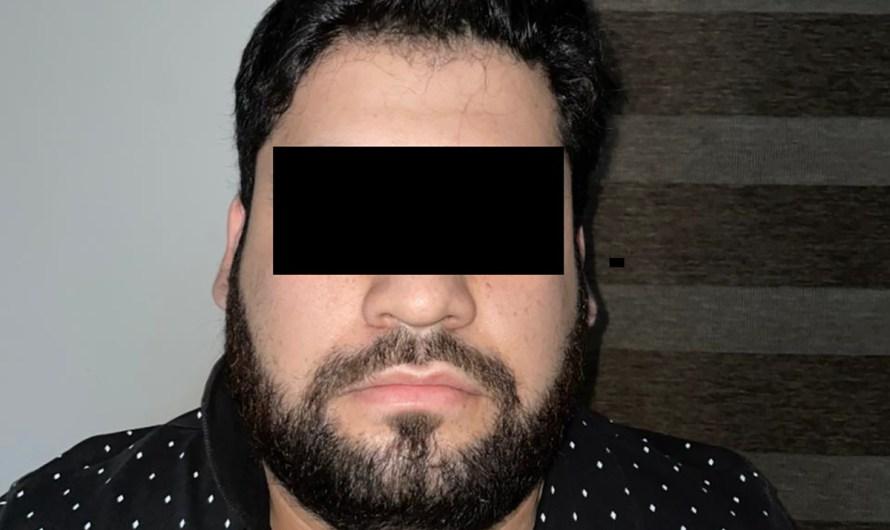 Detiene Fiscalía General del Estado al «barbas» presunto distribuidor de droga en colonia Lázaro Cárdenas
