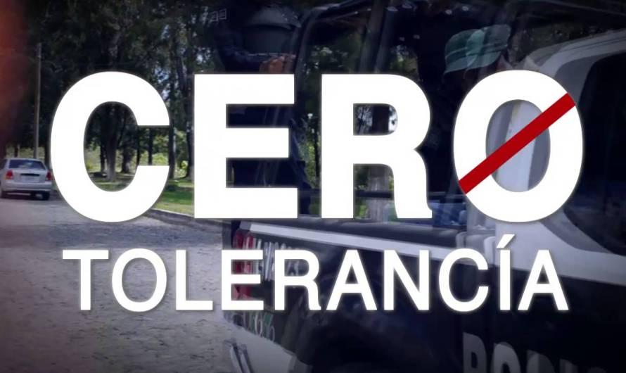 Detienen a chofer que falsificó carta de no antecedentes, cero tolerancia: amador Rodríguez Lozano