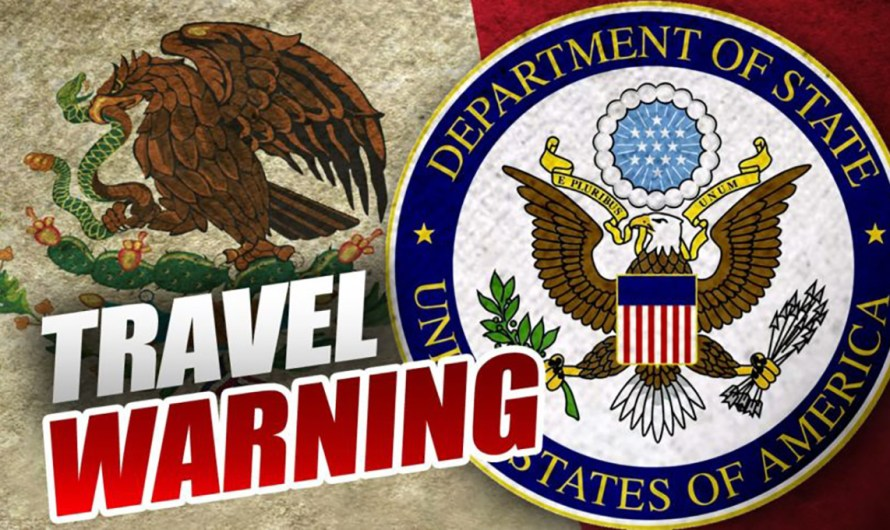 USA State Department advises Americans not to travel to Mexico for Spring break due to COVID19 high occurence