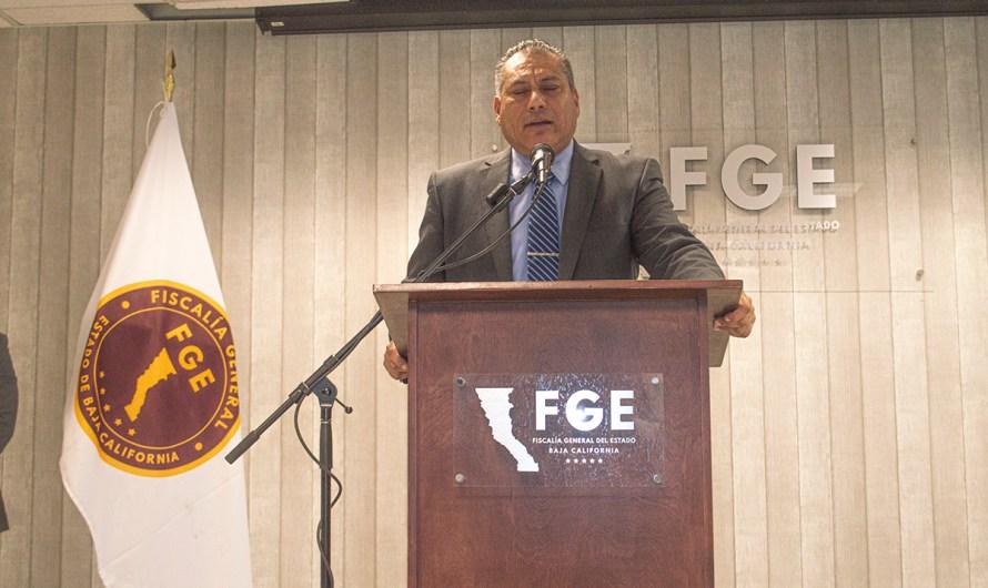 Prófugo el ex dirigente panista José Luis Ovando, afirmo el Fiscal Zona Mexicali, Pedro Ariel Mendívil García