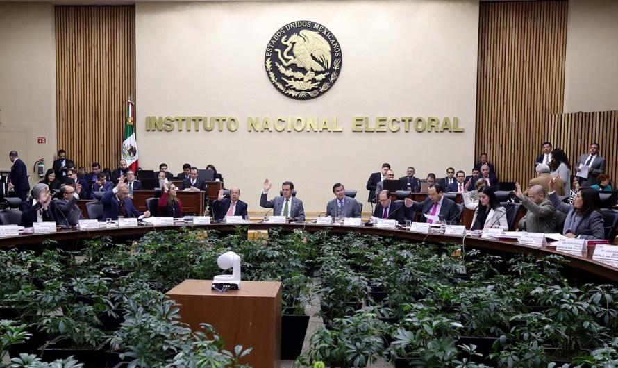 """Retira el INE candidaturas a Salgado Macedonio y Morones, """"no detendrán el cambio"""" afirma Mario Delgado"""