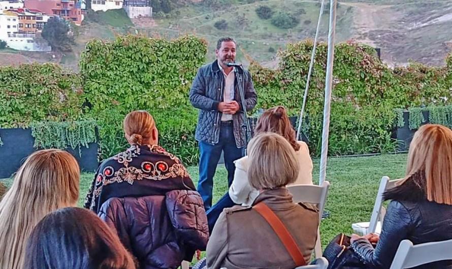 Fiscalía Especial para Feminicidios propone Carlos Atilano, candidato a Gobernador del PBC