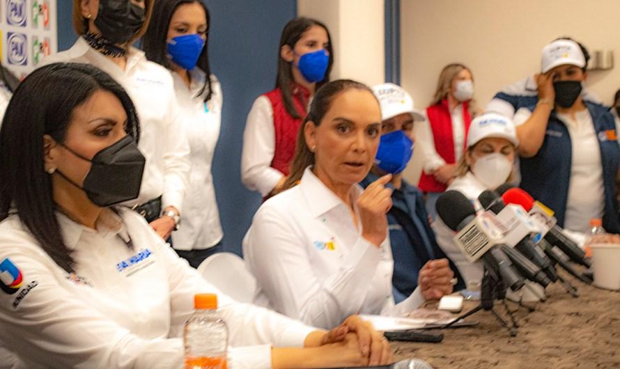Lupita Jones lamenta que Marina del Pilar no regrese a los debates del IEE-BC