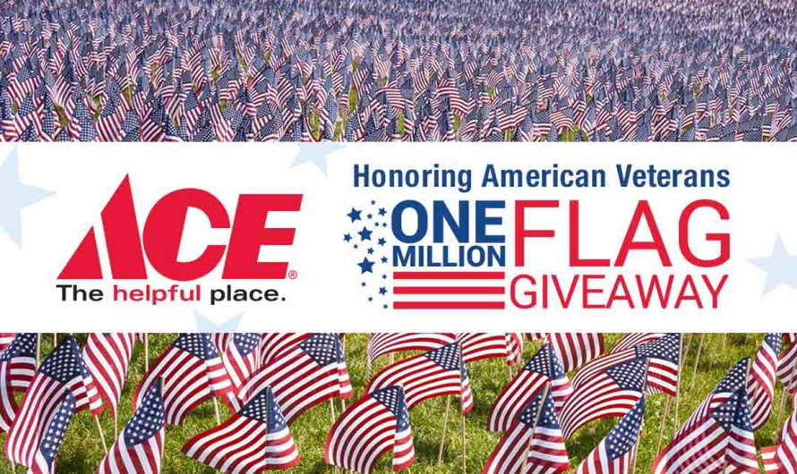 Ace Hardware honors fallen heroes with one million American flags