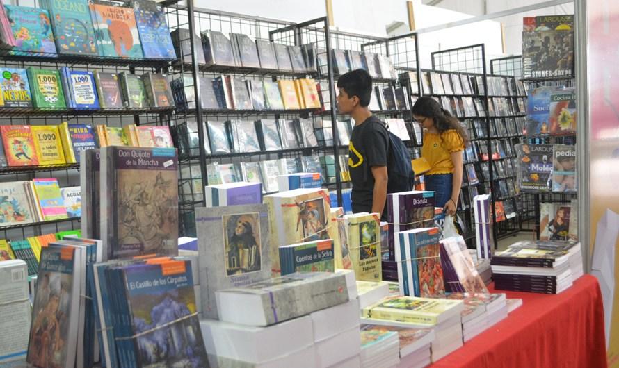 Regresa la Feria Internacional del Libro de la Universidad Autónoma de Baja California del 12 al 16 de Mayo