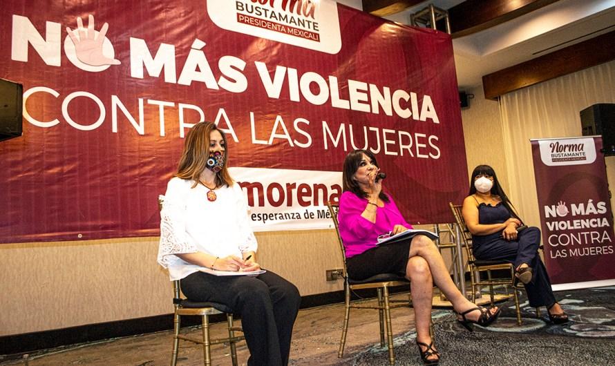 «Combatiremos la violencia contra la mujer desde el 24 Ayuntamiento de Mexicali»: Norma Bustamante