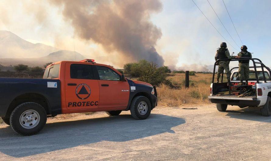 Invita Protección Civil del Estado para prevenir incendios forestales en esta temporada