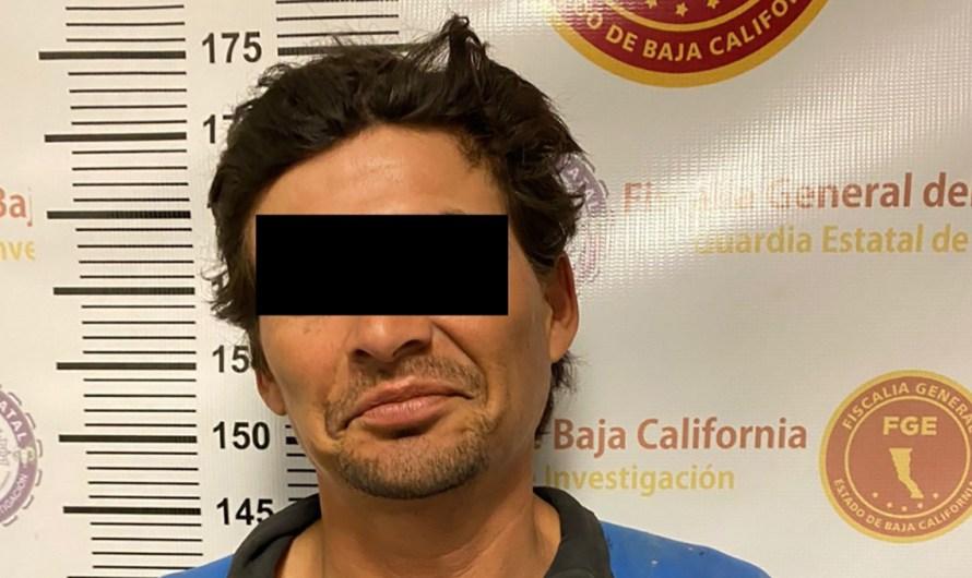 Detiene GESI a hombre que presuntamente golpeó a su hijastro de 5 años de edad
