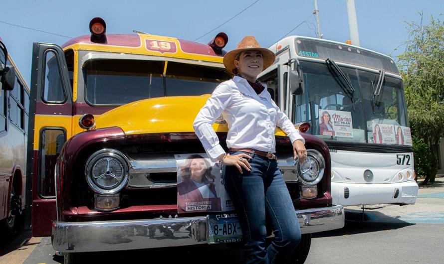 Fiebre electoral: Atilano, Hank y Marina tuvieron eventos de campaña en Mexicali, mientras Lupita Jones: ¿Declinará?