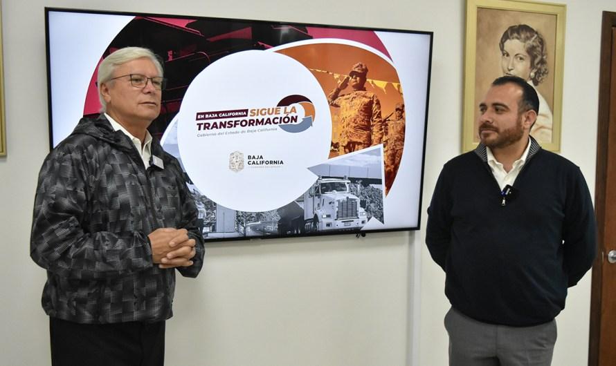 Asegura el Gobernador Jaime Bonilla que dejará finanzas sanas a Marina del Pilar en el Gobierno del Estado