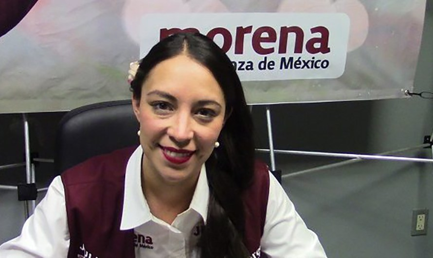 Combate a la corrupción continuará desde San Lázaro y todo el Gobierno: Julieta Ramírez Padilla