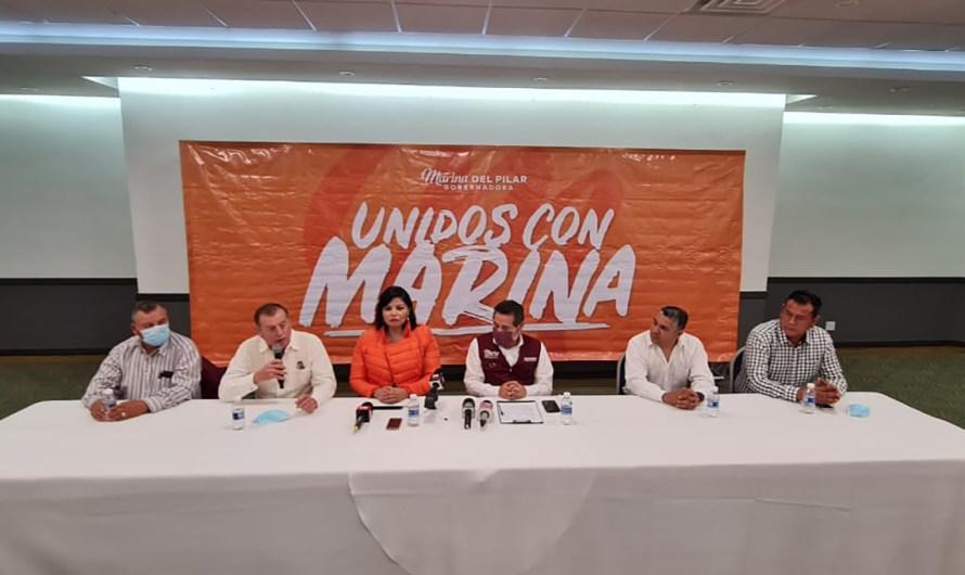 Estructura y Liderazgos de Movimiento Ciudadano se unieron a Morena, en un proceso electoral surrealista