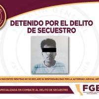 Logra FGE vincular a proceso a un hombre que secuestró y extorsionó a una persona en Mexicali