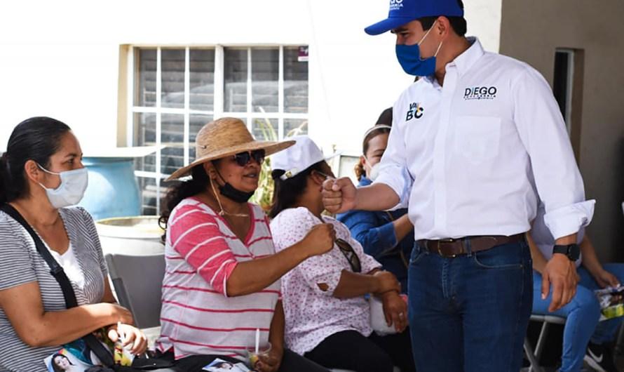 "Propone Diego Echeverría ""plan estratégico de gestión"" para pavimentar Mexicali: ¿Corresponde eso a un diputado?"