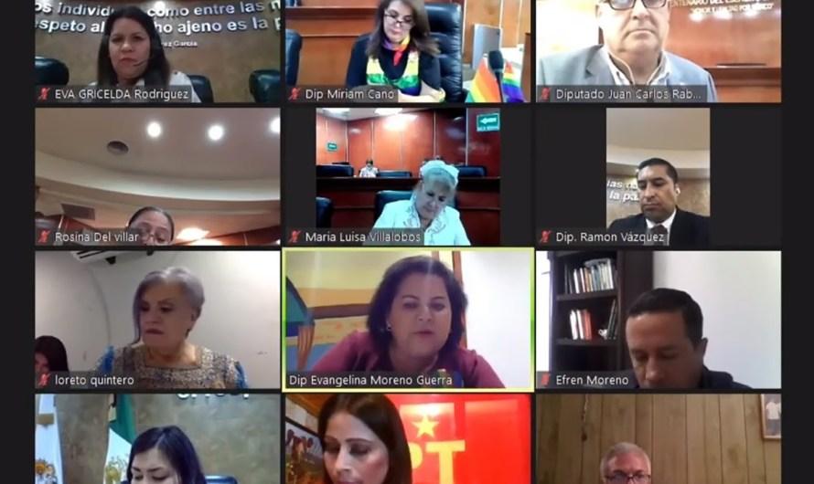 Proponen diputadas Morenistas Moreno Guerra y Vaca Chacón Código de Familia