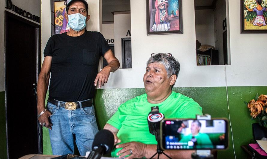 Falta total de apoyo federal a ONG's de apoyo a migrantes, dijo Altagracia Tamayo de COBINA, niega desvío de recursos