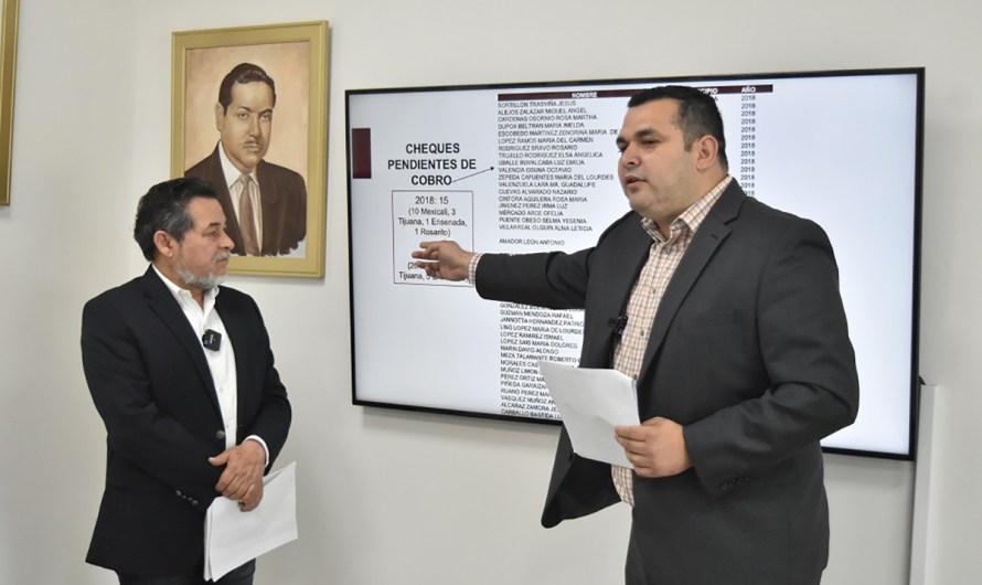Paga Gobierno del Estado finiquito a mil 263 maestros por una suma de 770 millones 346 mil pesos: Zavala Márquez