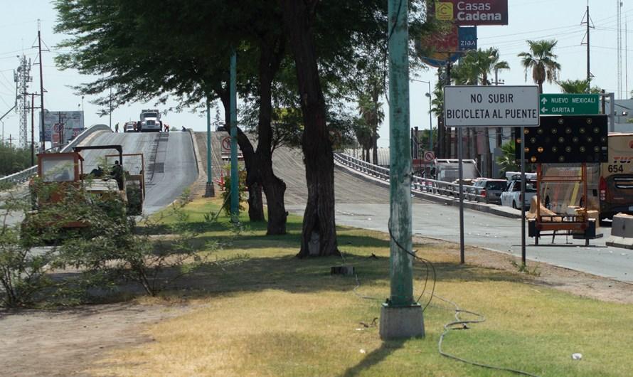 No hubo necesidad de demoler puente pando de Mexicali, sin fecha fija de reapertura: Lupita Mora