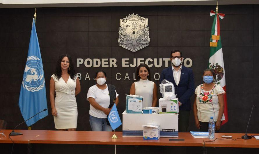 Trabajo conjunto y cercano entre ONU y Gobierno de Baja California para proteger a niñas, niños y adolescentes