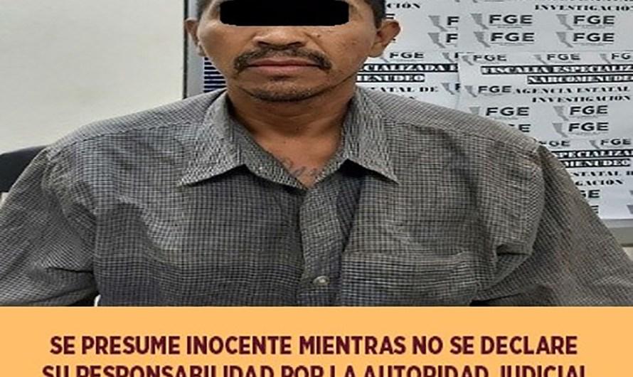 Vincula FGE a proceso a presunto homicida que «desapareció» a un hombre en Hacienda de Castilla