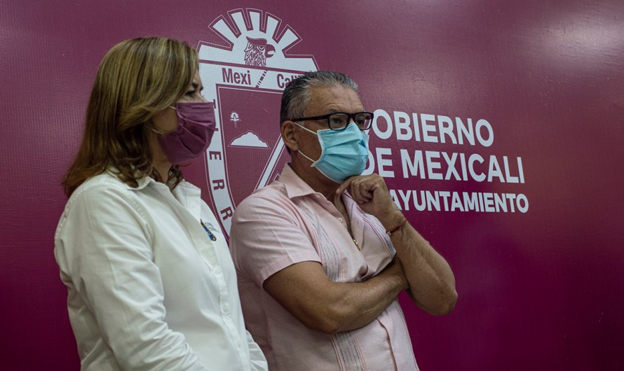 Funcionarios del Ayuntamiento de Mexicali justifican crédito a Gobierno Estatal, aseguran se pagará en tiempo y forma