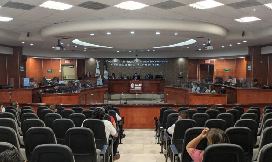 Diputados de BC aprueban dictamen contra la basura electoral (bardas, espectaculares, etc.) en Sesión Ordinaria