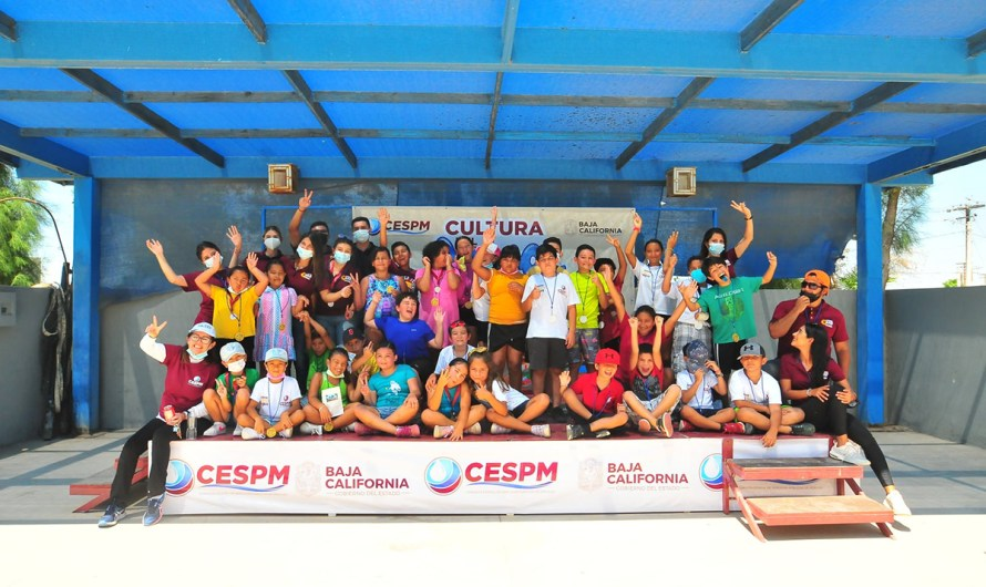 Concluye con gran éxito el Primer Camp de Verano organizado por la CESPM: Armando Samaniego