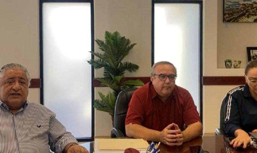 """Nos asiste la razón y ganaremos el caso de la municipalización del agua"""": Amador Rodríguez"""