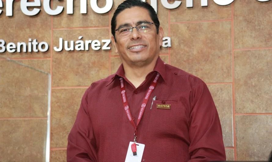 Diputados faltistas no tendrán derecho a recibir dieta: Diputado Juan Manuel Molina (MORENA)
