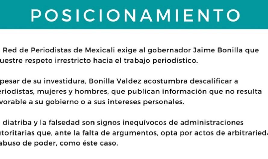 Rechazo al hostigamiento contra Antonio y Jorge Heras, THE BAJA POST se solidariza con los compañeros periodistas