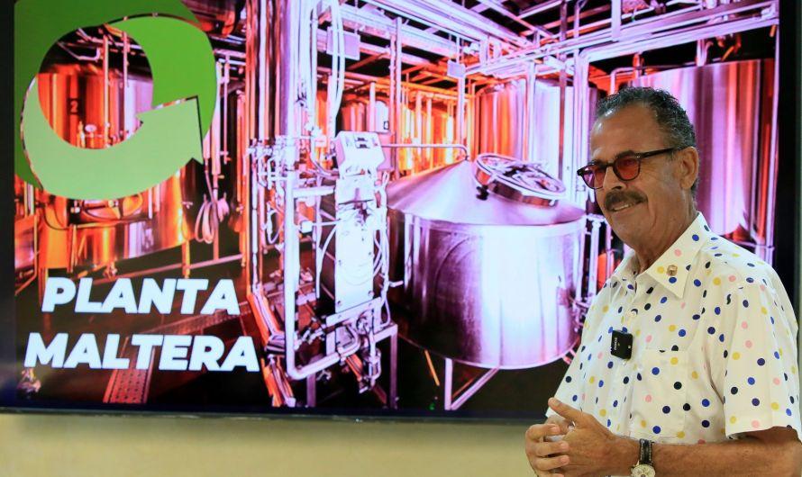 Planta maltera para el Valle del Mexicali: Proyecto de goborno estatal, UABC y cerveceros artesanales