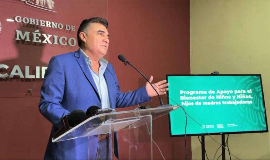 Presenta Guía sanitaria para el regreso a clases, Alejandro Ruiz Uribe, superdelegado federal en Baja California