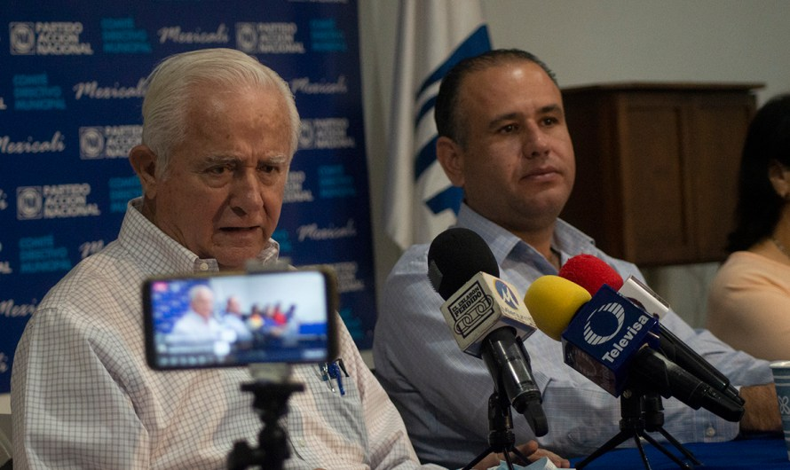 Marcha atrás a políticas de Jaime Bonilla, propone el PAN de Baja California