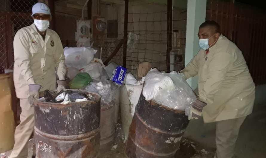 Reactiva la recolección de basura en delegaciones del Valle de Mexicali el 24 Ayuntamiento