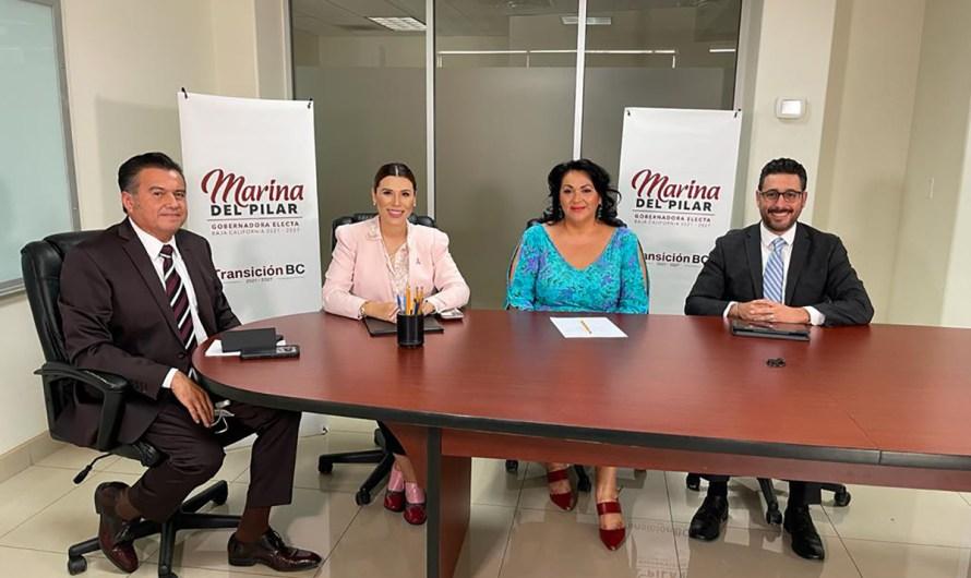Anuncia Marina del Pilar otros tres integrantes de su Gabinete an las areas de Campo, Turismo y Cultura