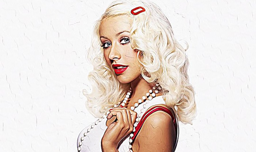 American Greetings Features Music Icon Christina Aguilera In Newest SmashUp® Customized Video ecard