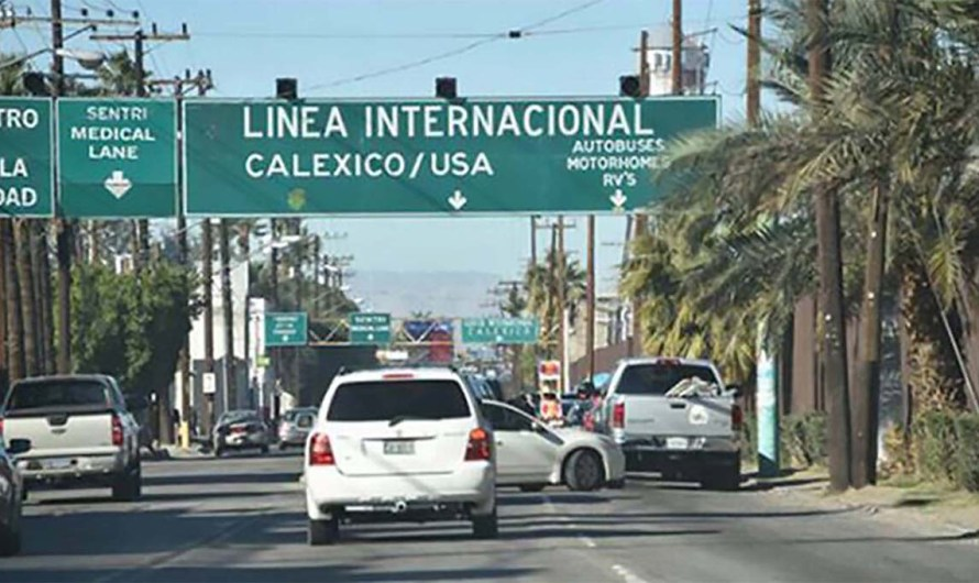 USA borders with Mexico and Canada will reopen in November to vaccinated travelers