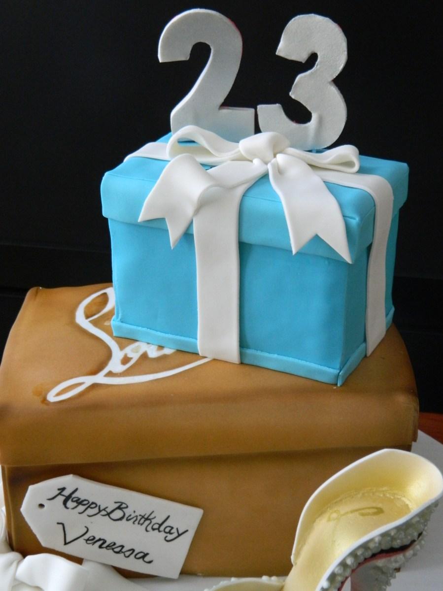Girl S Bestfriend Cake Thebakeboutique