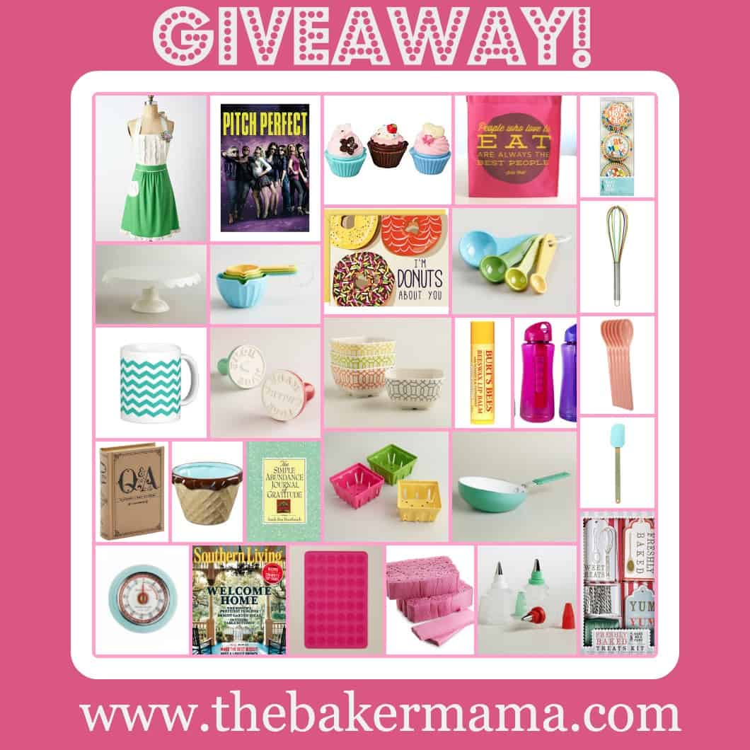 Giveaway A Few Of My Favorite Things