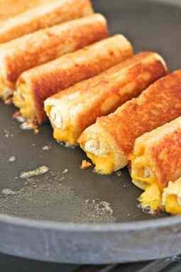 Cheese Rollups