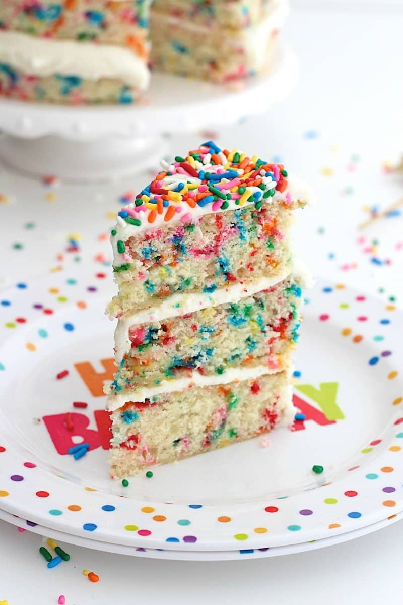 Flavored Cake Recipes