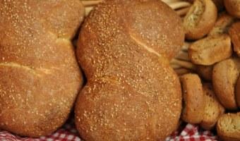 Pane Siciliano (Semolina Bread)